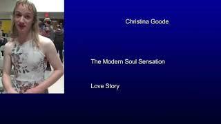 Christina Goode - The Modern Soul Sensation - Love Story