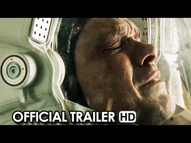 The Martian Official Trailer (2015) - Matt Damon HD