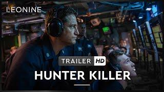 HUNTER KILLER | Trailer | Deutsch | Offiziell | HD | Kinostart: 25.10.2018