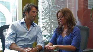 Brooke Burke Interviews David Charvet