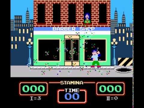 Urban Champion - NES Remix Netplay Tournament - mourinhosgum (P1) v thephantombrain (P2) - Round 2-1 - User video