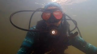Diver Finds GoPro With Drowning Victim's Last Moments