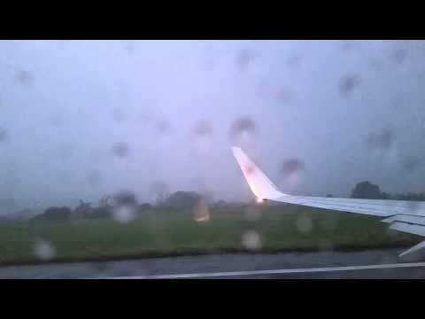 Take off from Shannon airport 19/9 / 2014