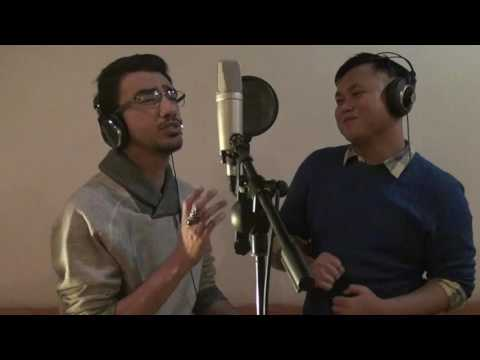 """Senandung Rindu"" Erie Suzan male cover version by. REZA ZAKARYA Ft YAYAT"