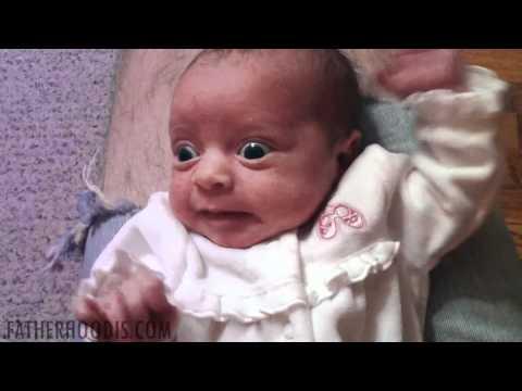 Bebes - Bebé asustado