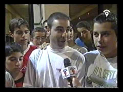 Celebracion Certamen Valencia 1999 (2/3) - CIM La Armónica de Buñol El Litro