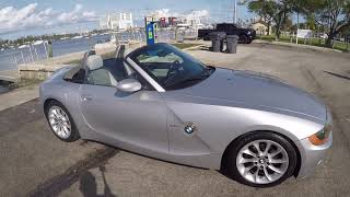 *** FOR SALE ***2003 BMW Z4 5 speed manual transmission