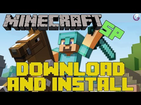 How to Download and Install Minecraft SP 1.8 + All Versions Cracked [Windows, Ma