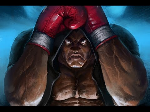 Street Fighter: Balrog