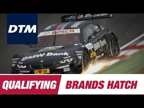 DTM - Brands Hatch 2013 - Qualifying (RE-LIVE!)