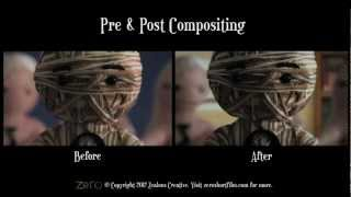Zero - Pre & Post Compositing