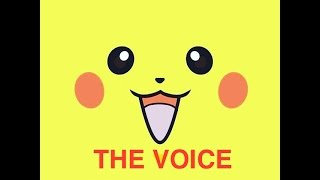 The Voice of Pikachu