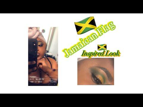 • GRWM || 🇯🇲 Jamaican Flag Inspired || • B thumbnail