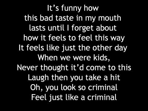 The Maine - So Criminal