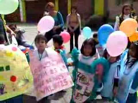 DIA DE LA EDUCACION INICIAL - YouTube