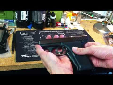 HK P7M8 Pistol Review