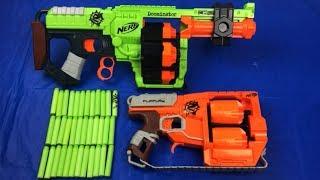 Box of Toys Nerf Blasters for Kids Toy Blasters Zombie Strike