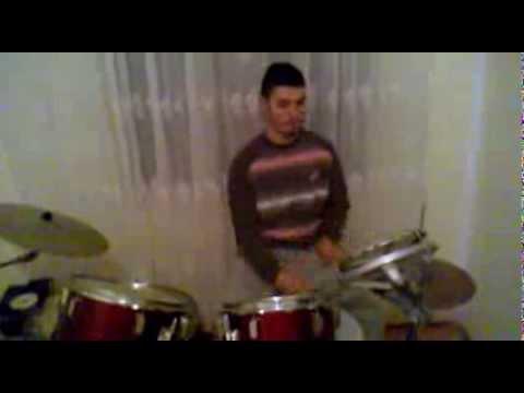 Nemanja 2012 Zek Zek Dadumle :dd Drum Cover :ddd video