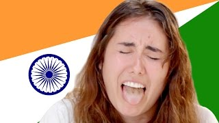 Americans Try Indian Snacks For The First Time