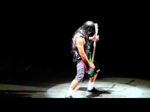 Rob Trujillo Bass Solo Melbourne 18th November 2010 Music Videos