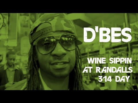 D'Bes Wine Sippin at Randalls Liquor Store (314 DAY)