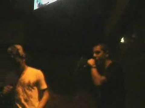 Trozo del concierto en Jon&Jor Baroh y Fahme