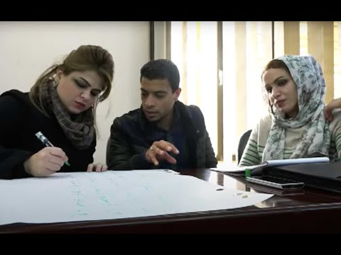 IWPR Iraq: Training Activists to Maximise Impact