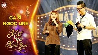 Mặt nạ ngôi sao   Tập 10: Ngọc Linh nghẹn ngào nhớ bạn thân  Diễm Quyên khi hát Tình Thơ
