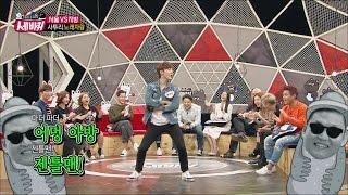 [World Changing Quiz Show] ??? - Boo Seung Kwan Jeju Island dialect version Gentleman 20151016