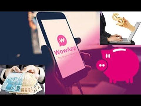 Conheça o WowApp, um 'Whatsapp' que paga os usuários