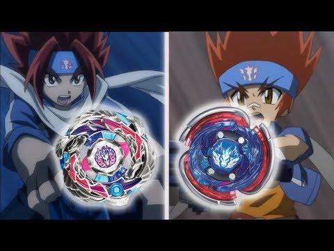 Zero-G VS 4D! Samurai Pegasis W105R²F VS Big Bang Pegasis F:D ᴴᴰ