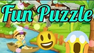 Puzzles for preschool Kids