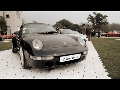 Celebrating 50 years of Porsche 911 – with the Goodwood team