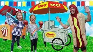 Super Cool Kids Carnival with Hot Dog Jason