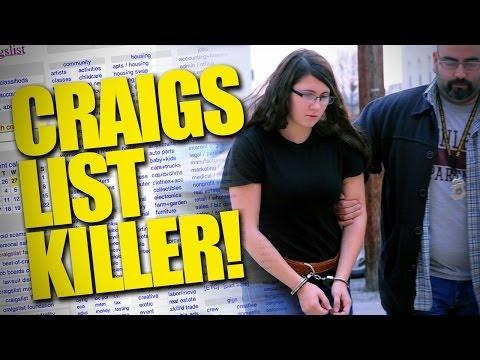 Craigslist Killer is a Teenage Girl!