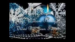 Watch Wilson Phillips Silent Night video