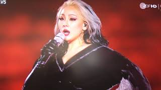 CL performs I AM THE BEST @Olympics