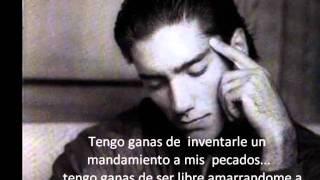 Alejandro Fernández - Tengo Ganas