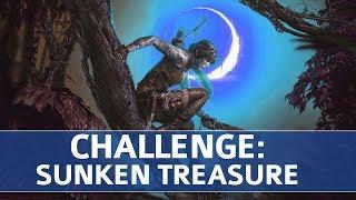 Shadow of the Tomb Raider - Cenote Challenges: Sunken Treasure (5 Underwater Treasure Chests)