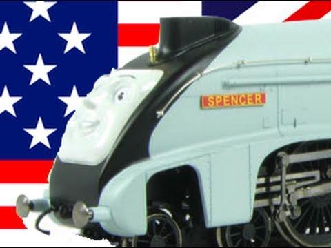 Hornby Spencer vs Bachmann Spencer Review: Thomas & Friends Range UK vs USA!!!