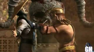 Mortal Kombat 9 Official Intro Cinematic Trailer [HD]