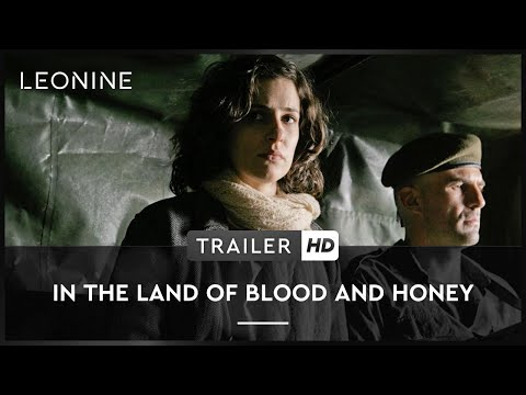 In the Land of Blood and Honey - Trailer (deutsch/german)