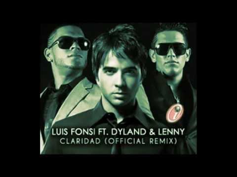 Luis Fonsi Claridad on YouTube Music Videos