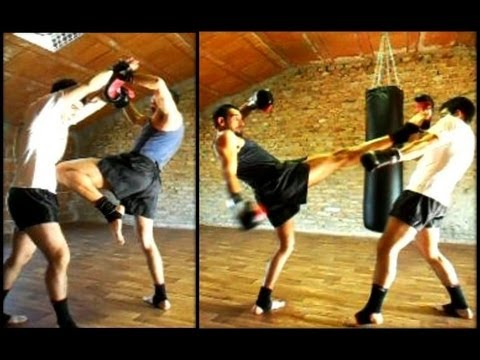 MUAY THAI  - training tutorial Image 1
