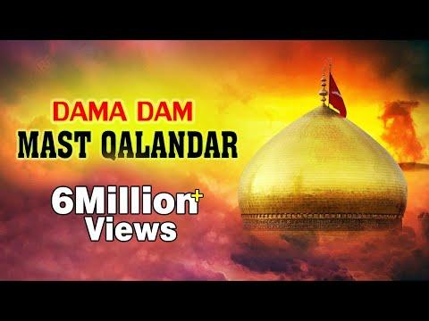 Lal Meri Pat Rakhiyo Bhala Jhoole Lalan   Dama Dam Mast Qalandar   Shazia Khushk   Superhit Song