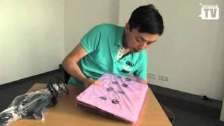 Unboxing - MSI GT60 Gaming Notebook