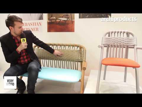VERY WOOD | Sebastian Herkner - iSaloni 2014