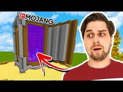 Waarom Uploadde Mojang Deze Kluis Map?!🤔 - Minecraft
