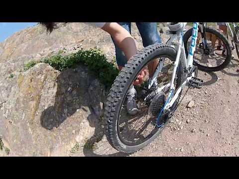 Aventuri pe bicicleta - Traseul : Siria - Cetatea Siria - Casoaia