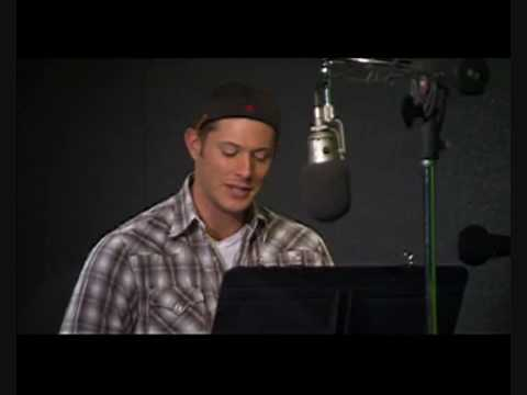 Jensen Ackles - Batman: Under the Red Hood Video